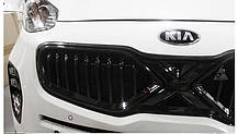 Решетка радиатора X Man - KIA The SUV Sportage (DK Motion), фото 2