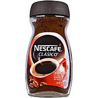 Nescaf, Класико, растворимый кофе, темной обжарки, 7 унций (200 г)