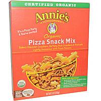 Annies Homegrown, Органическая смесь для приготовления пиццы, 9 унций (255 г)