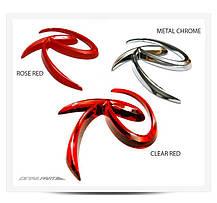 Эмблема 3D R-Logo DEK-G9A - KIA Sorento R (DETAIL PART), фото 2