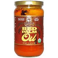 Jungle Products, Красное пальмовое масло, 14 унций (397 г)