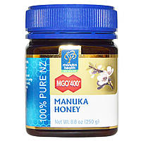 Manuka Health, Manuka Honey, мгO 400+, 8.8 унции (250 g)