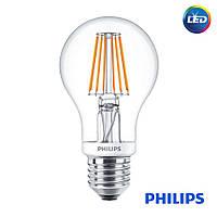 Лампа Philips LED A60 7.5W  (диммируемая)  Premium