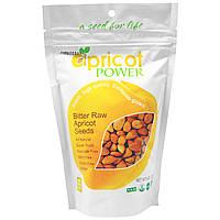 Apricot Power, Горькие сырье ядра абрикоса, 8 унций (227 г)