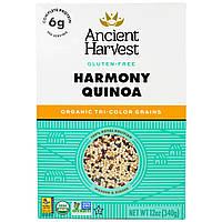 Ancient Harvest, Органическая Лебеда, Гармония, Tri-Color Blend,340 г