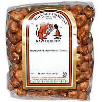 Bergin Fruit and Nut Company, Сырой фундук, 14 унций (397 г)