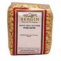 Bergin Fruit and Nut Company, Кедровые орехи, 9 унций (255 г)