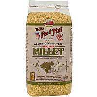 Bobs Red Mill, Цельные зерна проса, 28 унций (793 г)