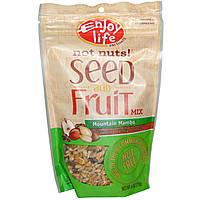 Enjoy Life Foods, Не орехи! Смесь фруктов и семян Mountain Mambo, 6 унций (170 г)