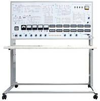 """Лабораторний Стенд """"Електричні вимірювання з МПСО"""" НТЦ-05.08.1"""