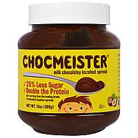 Peanut Butter & Co., Шокмейстер, паста из фундука со вкусом молочного шоколада, 13 унций (369 г)