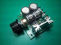 ШИМ регулятор скорости 10А DC 12 - 40 В, фото 1