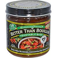 Better Than Bouillon, Superior Touch, овощная кулинарная основа, 8 унций (227 г)