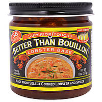 Better Than Bouillon, Бульонный концентрат с омарами, 8 унций (227 г)