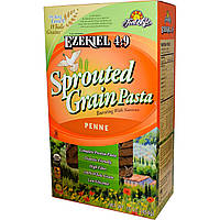 Food For Life, Ezekiel 4: 9 макаронные изделия из пророщенного зерна, пенне, 16 унций (454 г)