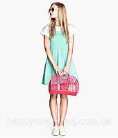 Розовая сумка H&M, фото 1