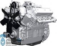 Двигатель (стартер, генератор) 236М2-1000187 производство ЯМЗ