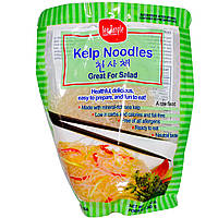 Sea Tangle Noodle Company, Лапша из морских водорослей, 12 унций (340 г)