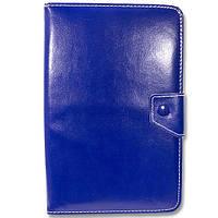 """Чехол книжка - универсальный 10 """" (Синий) для планшета 10 дюймов universal samsung lenovo xiaomi"""