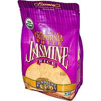 Lundberg, Органический калифорнийский белый рис, сорта жасмин, 32 унции (907 г)
