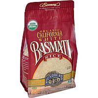 Lundberg, Органический калифорнийский белый рис Басмати, 32 унции (907 г)
