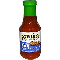 AnniesСвекольный сок, Органическое барбекю, оригинальный рецепт соуса, 12 унций (340 г)