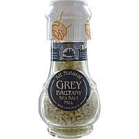 Drogheria & Alimentari, Серая помоленная соль из Бриттани, 70 г (2,46 унции)