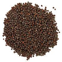 Frontier Natural Products, Органическая коричневая горчица в зернах, 16 унций (453 г)