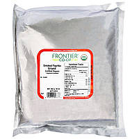 Frontier Natural Products, Органическая копченая паприка, молотая, 16 унций (453 г)