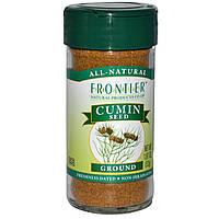 Frontier Natural Products, Тмин, молотый 1.87 унции (53 г)