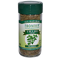 Frontier Natural Products, Тимьян сушеный, 0,85 унции (24 г)