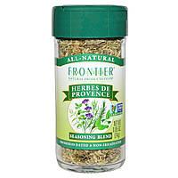 Frontier Natural Products, Прованские травы, смесь приправ, 0,85 унции (24 г)