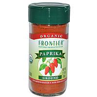 Frontier Natural Products, Органическая паприка, молотая 2.10 унции (59 г)