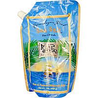 Fun Fresh Foods, Торговая компания The Real Food, Гималайская розовая морская соль, 2 фунта (909 г)
