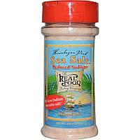 Fun Fresh Foods, Real Food, Гималайская розовая морская соль, со сниженным содержанием натрия, 8,8 унции (250 г)