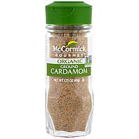 McCormick Gourmet, Organic, Ground Cardamom, 1.75 oz (49 g)