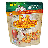 Brothers-All-Natural, Cinnamon & Fuji Apple Clusters, 1.25 oz (35 g)