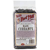 Bobs Red Mill, Черный изюм, 16 унций (453 г)