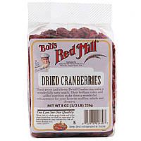 Bobs Red Mill, Сушеные ягоды клюквы, 8 унции (226 г)