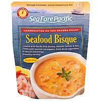 Sea Fare Pacific, Суп из морепродуктов, без глютена, 9 унций (255 г)