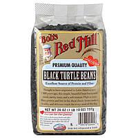 Bobs Red Mill, Фасоль черная Прето, 26 унций (737 г)