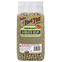 Bobs Red Mill, Бобы нута, 25 унций (708 г)