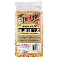 Bobs Red Mill, Желтый колотый горох, 29 унций (922 г)