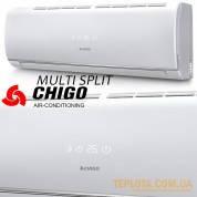 Внутренний блок Chigo CSG-12HVR1-А - CHIGO MULTI-SPLIT FREE MATCH 2017