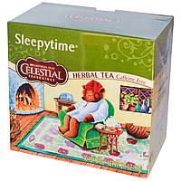 Celestial Seasonings, Травяной чай, Без кофеина, Время для сна, 40 чайных пакетиков, 2 (58 г)