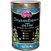 Dragon Herbs, Chrysanthemum Tea eeTee Powder, 30 servings Jar, 60g