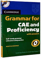 Cambridge Grammar for CAE and Proficiency with Answers (+ 2 CD)