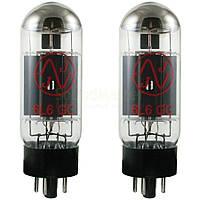 Лампа для гитарного усилителя JJ 6L6GC (подобранная пара)