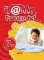 Hallo, Freunde! Підручник німецької мови. 7 (3). (за новою Програмою. Друга іноземна мова)