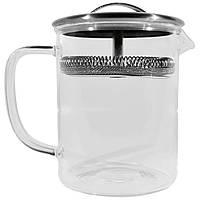 Rishi Tea, Заварочный чайник для листового чая Simple Brew, емкость 400 мл.